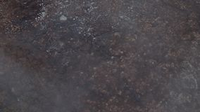 Campo nebbioso in Norvegia archivi video