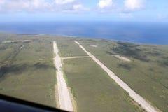 Campo norte Tinian Fotos de Stock