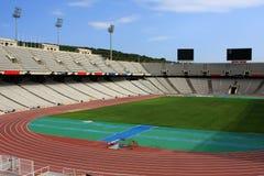 Campo olímpico Foto de Stock Royalty Free