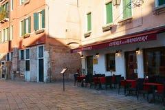 Campo S. Bragora, Venice, Italy, Europe Stock Photography