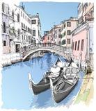 Campo S.Maria Formosa. Venice, Italy Stock Photos