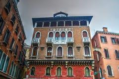 Campo San Luca in Venice Royalty Free Stock Photos