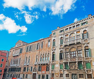 Campo San Maurizio Royalty Free Stock Images