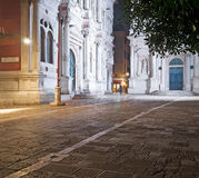 Campo San Rocco Royalty Free Stock Images