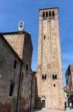 Campo San Silvestro Venice Imágenes de archivo libres de regalías