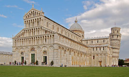 Campo Santo. The campo santo in Pisa Royalty Free Stock Images