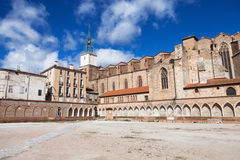Campo Santo of Perpignan Royalty Free Stock Images