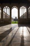 Campo-santo in Pisa Stockfoto
