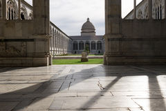 Campo-santo in Pisa Lizenzfreies Stockbild