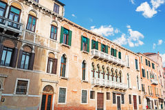 Campo Santo Stefano detail Stock Images