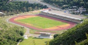 Campo sportivo Fotografie Stock