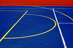 Campo sportivo sintetico 31 Immagini Stock