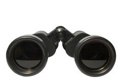 Campo-vidro preto Fotos de Stock Royalty Free