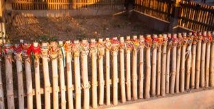 Campos de la matanza de Choeung Ek Foto de archivo libre de regalías