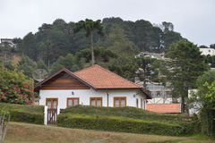 Campos do Jordão Royalty Free Stock Photo