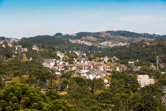 Campos do Jordao, Brazil Royalty Free Stock Images