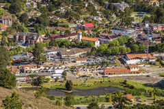 Campos do Jordao - Brazil. View of Campos do Jordao - Sao Paulo - Brazil Royalty Free Stock Images