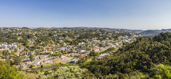 Campos do Jordao - Brazil. View of Campos do Jordao - Sao Paulo - Brazil Stock Image