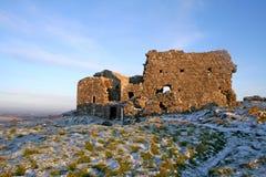 Campos verdes de Irlanda Foto de archivo libre de regalías