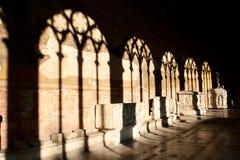 Camposanto Imagem de Stock Royalty Free