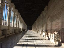 Camposanto Monumentale Royalty Free Stock Images