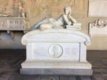Camposanto Monumentale Royalty Free Stock Photo