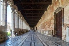 Camposanto zabytek Zdjęcie Stock