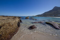 Camps, baie, Cape Town Photos stock