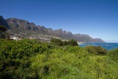 Camps, baie, Cape Town Photos libres de droits