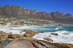 Camps Bay Royalty Free Stock Image