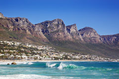 Camps Bay Stock Image