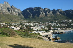 Free Camps Bay Royalty Free Stock Photography - 7240977