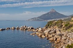 Free Camps Bay And Lions Head Cape Town South Africa Royalty Free Stock Photo - 19742295
