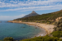 Free Camps Bay And Lions Head Cape Town South Africa Stock Image - 20681531