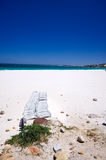 Camps Bay beach, Cape Town. South Africa Stock Photos