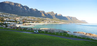 Camps Bay Beach – Cape Town, South Africa Royalty Free Stock Image