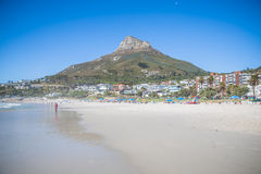 Camps Bay Beach Stock Photography