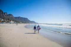 Camps Bay Beach Royalty Free Stock Photography