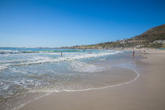 Camps Bay Beach Stock Image