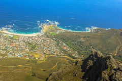 Camps Bay Cape Town Royalty Free Stock Image