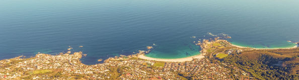 Camps Bay, Cape Town, South Africa Royalty Free Stock Photography