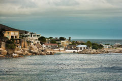 Camps Bay Capetown South Africa Royalty Free Stock Image