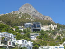 Camps Bay elite property Stock Images
