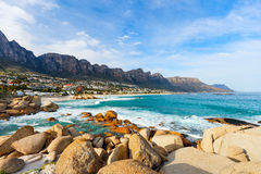 Camps bay Royalty Free Stock Photography