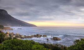 Camps Bay Royalty Free Stock Photo