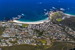 Camps Bay, South Africa Royalty Free Stock Image