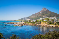 Camps Bay - South Africa Royalty Free Stock Photo