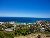 Camps Bay, South Africa royalty free stock images