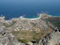 Camps Bay Royalty Free Stock Photos