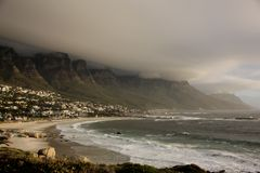 Camps Bay Stock Photography